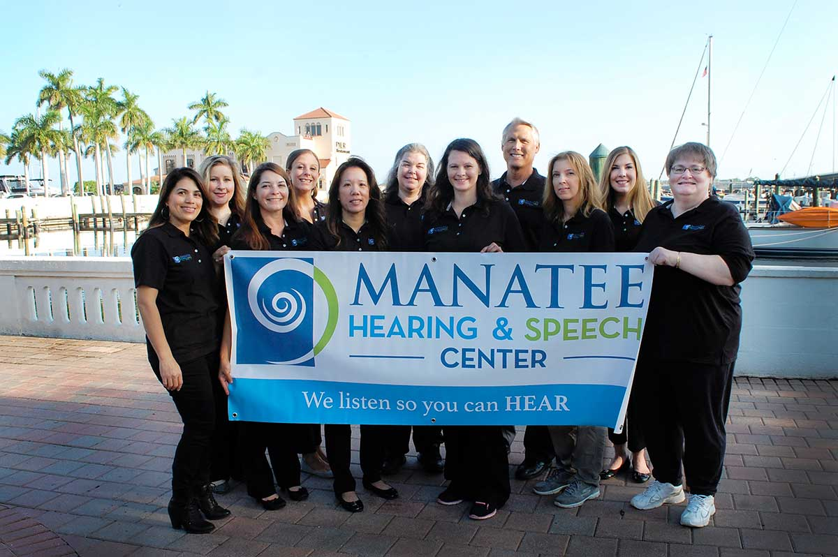 Manatee Hearing Team